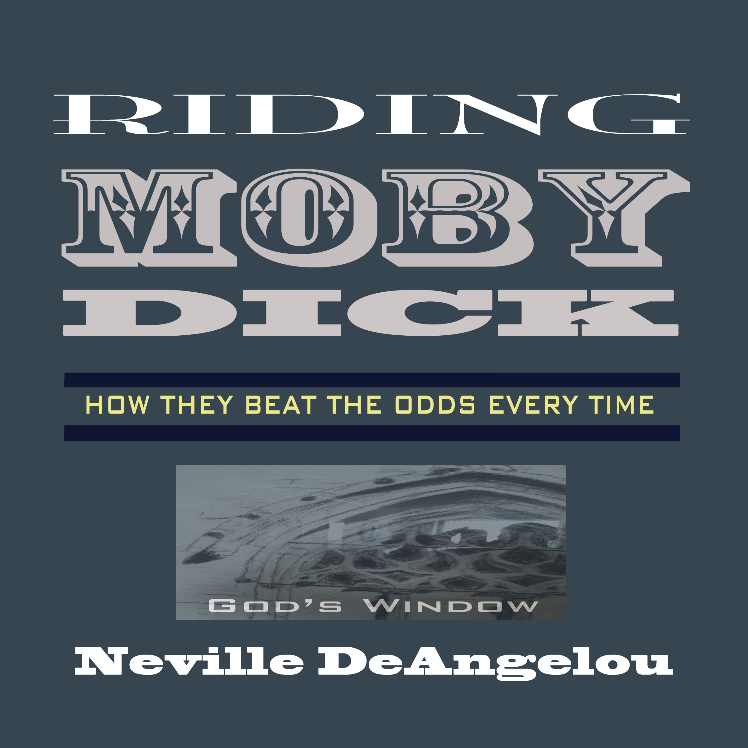 Riding Moby Dick Audio Book