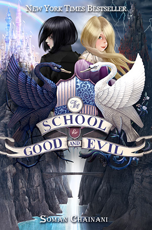 Schoold For Good And Evil